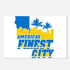 Americas Finest City Postcards (Package of 8)