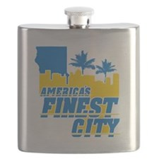 Americas Finest City Flask