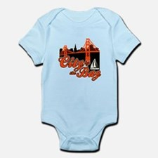 City by the Bay Body Suit