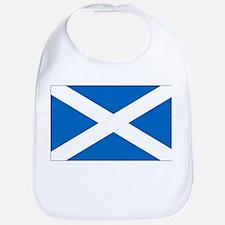 Flag of Scotland Bib