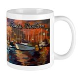 Santa barbara Small Mugs (11 oz)