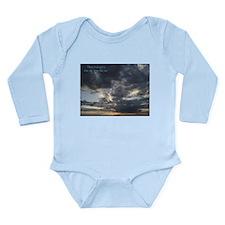 Blue Sky Above the Rain Body Suit