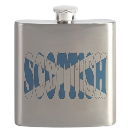Scottish Flask