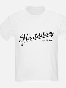 Healdsburg est 1867 T-Shirt
