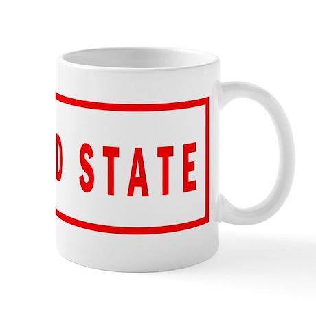 Red State - Nevada Mug
