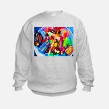 Candy Girl Cat Forsley Designs Jumpers