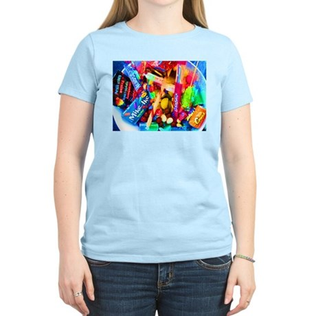 Candy Girl Cat Forsley Designs T-Shirt