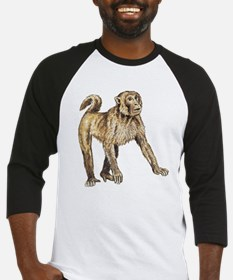 Macaque (Front only) Baseball Jersey