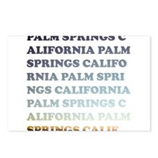 palm springs, california Postcards (Package of 8)