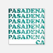 pasadena, california Sticker