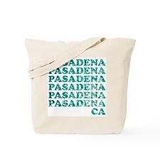 pasadena, california Tote Bag