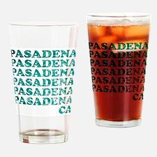 pasadena, california Drinking Glass