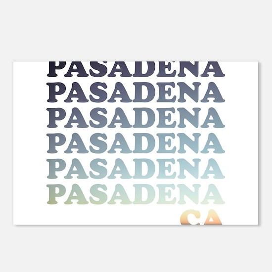 pasadena, california Postcards (Package of 8)