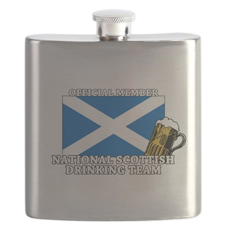 Drinking Team Flask