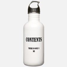 Contents There is only 1 Me Water Bottle