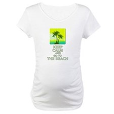 Keep Calm and go to the Beach Shirt