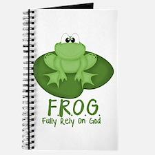 F.R.O.G. Journal