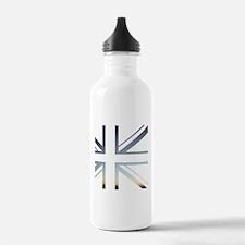 union jack Water Bottle