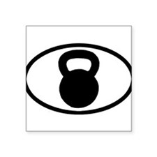 kettlebell Sticker