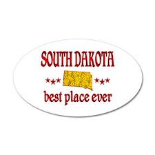 South Dakota Best Wall Decal