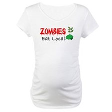 Zombies Eat Local Shirt