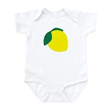 Lemon Infant Bodysuit