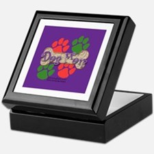 Dog Mom Keepsake Box