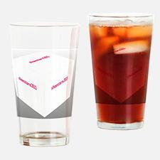 "I Heart ""shoestore365"" Drinking Glass"