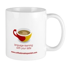 Coffee Break Spanish Mug