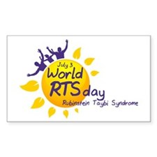 World RTS Day Decal