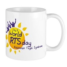 World RTS Day Small Mug