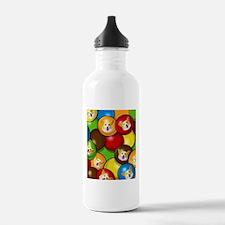 Corgi Candy Water Bottle