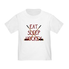 Eat Sleep Hockey T