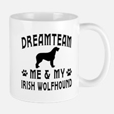 Irish Wolfhound Dog Designs Mug