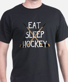 Eat Sleep Hockey T-Shirt