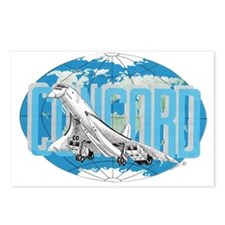CONCORD Postcards (Package of 8)