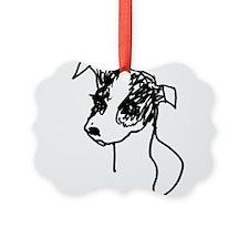 Pup Ornament