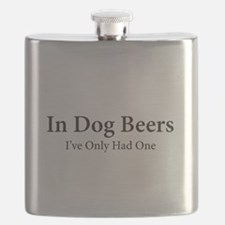 Cute Beers Flask