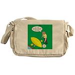 Kayak Rolling Messenger Bag