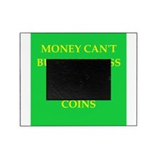 coin collector Picture Frame