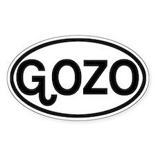 Gozo Decal