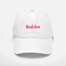 """""""Dahlia"""" Baseball Baseball Cap"""