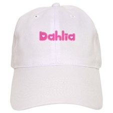 """Dahlia"" Baseball Cap"