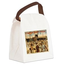 vaudeville Canvas Lunch Bag