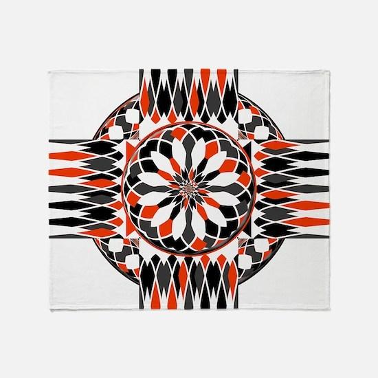 Illustrative Throw Blanket