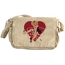 Princess Ai Messenger Bag