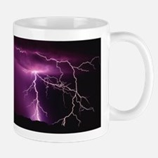 Purple Thunder Mug