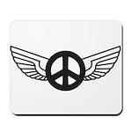 Peace Wing Original Mousepad