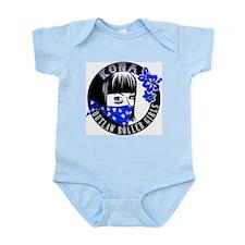 KORG Infant Bodysuit Front Print