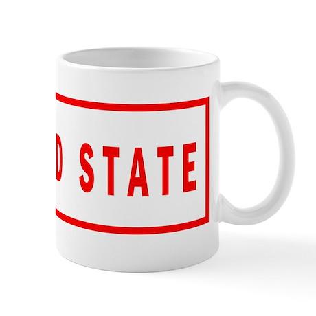 Red State - Florida Mug